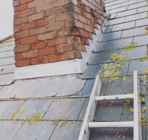chimney repair exeter